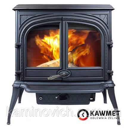 Чугунная печь KAWMET Premium S8 (13,9 kW), фото 2