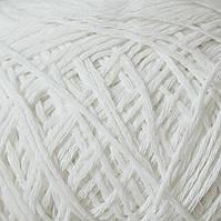 Пряжа Vivchari Cottonel 800, цвет 4005 Белый