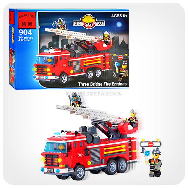 Конструктор «Пожарная машина»