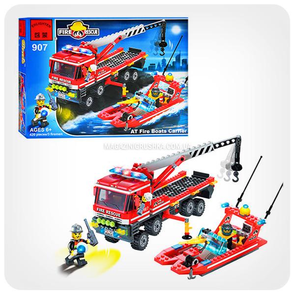 Конструктор «Пожарная тревога» 907