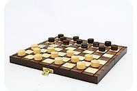Настольная игра Шашки (деревянные), фото 1