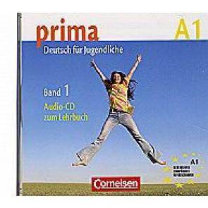 Prima-Deutsch fur Jugendliche 1 (A1) CD