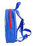 Рюкзак детский дошкольный YES K-18 Robot 24.5*17*6 код: 554750, фото 3