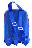 Рюкзак детский дошкольный YES K-18 Robot 24.5*17*6 код: 554750, фото 4