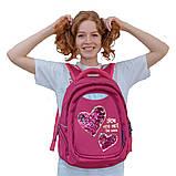 Рюкзак школьный для подростка YES Т-22 Otherwise 45*31*15 код: 554782, фото 5
