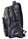 Рюкзак школьный для подростка YES T-55 Claw 43*32*14 код: 554920, фото 3