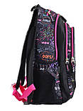 Рюкзак школьный для подростка YES Т-27 OMG 46*37*20 код: 554934, фото 2