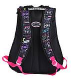 Рюкзак школьный для подростка YES Т-27 OMG 46*37*20 код: 554934, фото 4