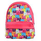 Рюкзак городской YES ST-28 Funny cats 34*24*13.5 код: 554946, фото 2