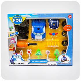 Конструктор «Робокар Поли»