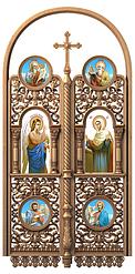 Царские  врата 8