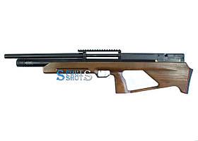 Пневматическая винтовка PCP Zbroia Козак FC 550/290 4.5мм 35 Дж коричневый