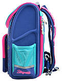 Рюкзак школьный ортопедический каркасный YES H-17 MTY 34.5*28*13.5 код: 555096, фото 3