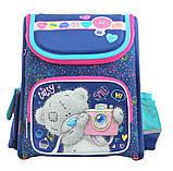 Рюкзак школьный ортопедический каркасный YES H-17 MTY 34.5*28*13.5 код: 555096, фото 5