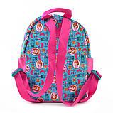 Рюкзак детский дошкольный YES K-19 Sofia 24.5*20*11 код: 555302, фото 3