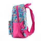 Рюкзак детский дошкольный YES K-19 Sofia 24.5*20*11 код: 555302, фото 4
