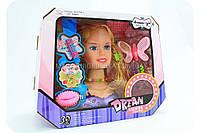 Кукла для причесок с аксессуарами «Beauty» 8803-5, фото 1