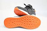 Мужские летние, темно-серые кроссовки SAYOTA. Чоловічі літні, темно-сірі кросівки, фото 6