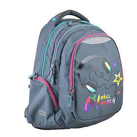 Рюкзак школьный для подростка YES Т-22 Music 45*31*15 код: 554774