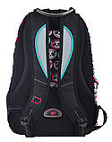 Рюкзак школьный для подростка YES  Т-26 Lavely pandas, 45*30*14 код: 554776, фото 5