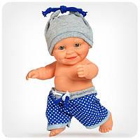 Лялька серії «Пупси-малюки» - Лялька-пупс Грег в блакитному