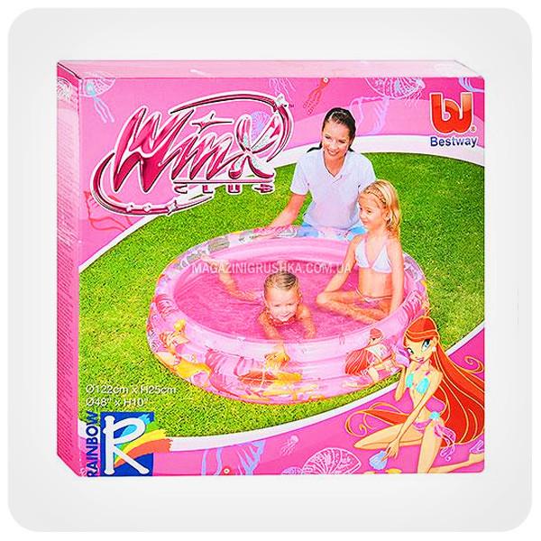 Надувной бассейн «Winx»