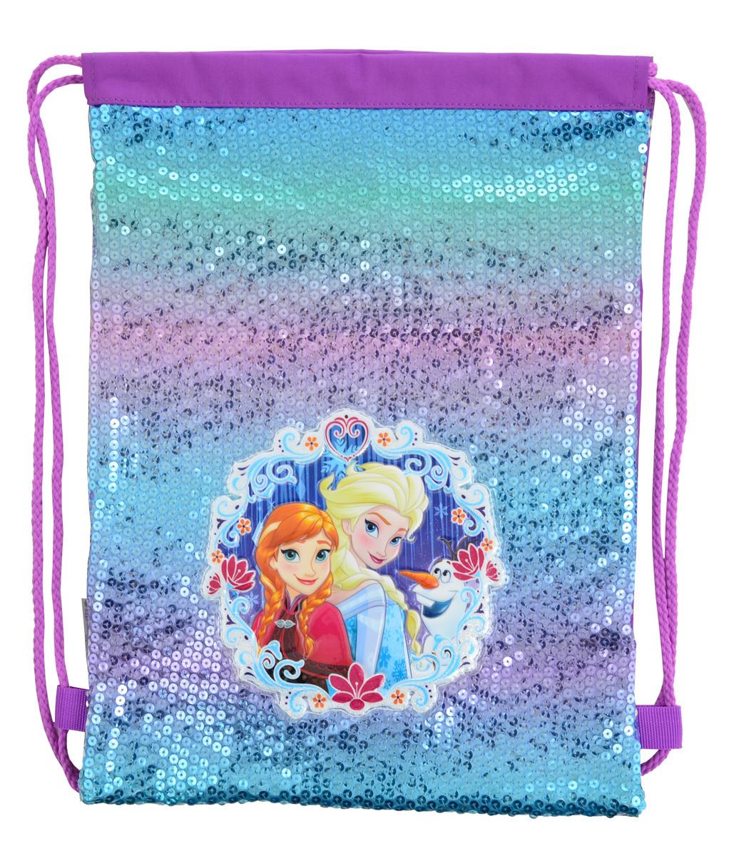 Сумка-мешок YES DB-11 Frozen 40*30 код: 555508