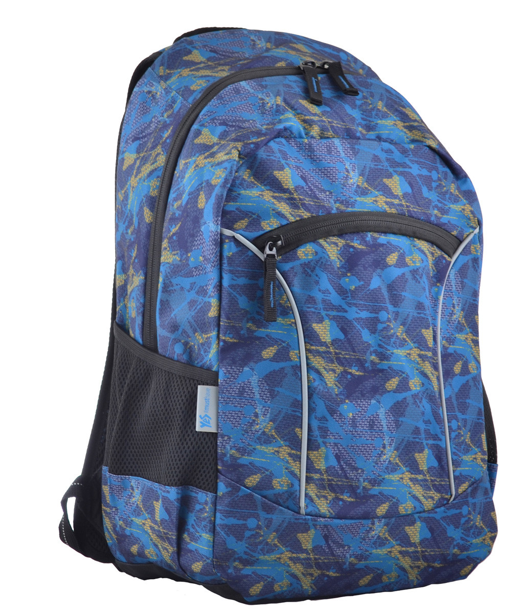 Рюкзак школьный для подростка YES Т-39 Web 48*30*16 код: 554826
