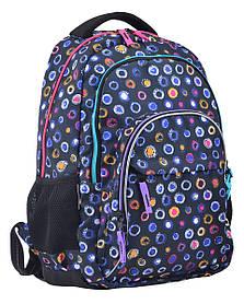 Рюкзак школьный для подростка YES Т-43 Glare 42*30*14 код: 554846