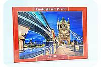 Пазл Тауэрский мост, Лондон - 2000 элементов