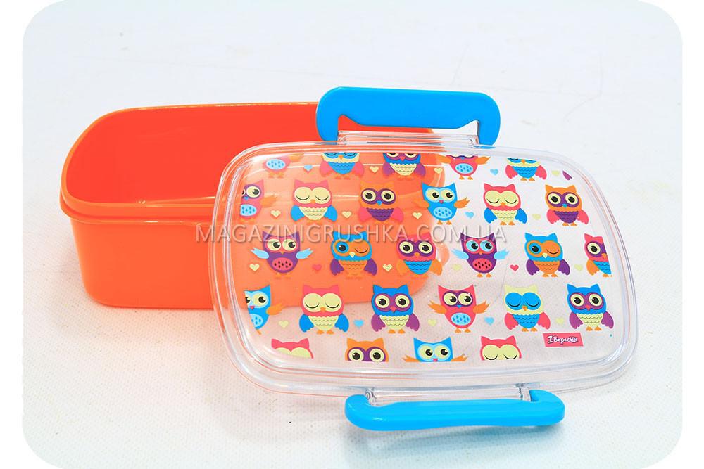 Контейнер для еды детский «Owls» 705458
