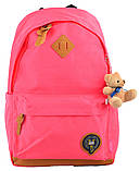 Рюкзак городской YES OX 404 47*30.5*16.5 розовый код: 555681, фото 5