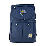 Рюкзак городской YES OX 414 43.5*31*16 синий код: 555695, фото 5