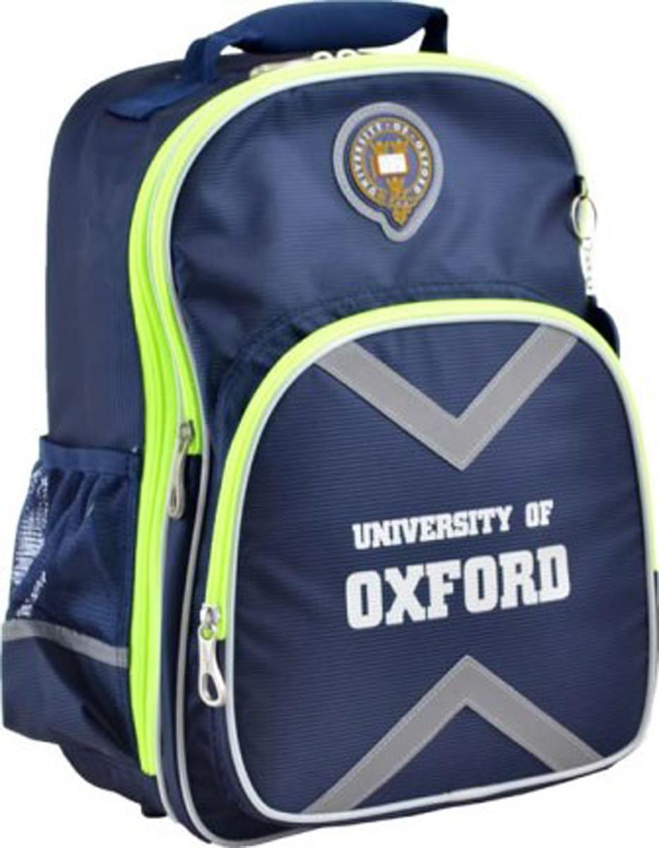 Рюкзак школьный YES OX 379 40*29.5*12 синий код: 555703