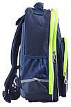 Рюкзак школьный YES OX 379 40*29.5*12 синий код: 555703, фото 2