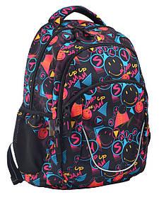 Рюкзак школьный для подростка YES Т-45 Levin 41*29*15 код: 554862
