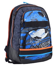 Рюкзак школьный для подростка YES Т-47 Power. 44*30*13.5 код: 554878