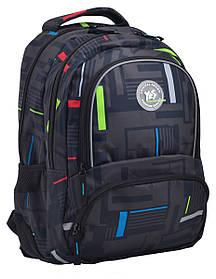 Рюкзак школьный для подростка YES T-48 Move 42.5*31*19 код: 554896