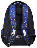 Рюкзак школьный для подростка YES Т-51 Gears 41*31*15 код: 554902, фото 4