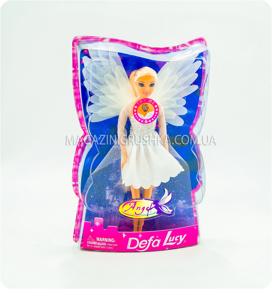 Кукла Defa Lucy «Ангел» (световые эффекты) 8219