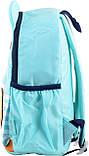 Рюкзак детский дошкольный YES j100 32*24*14.5 голубой код: 555716, фото 3