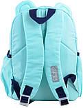 Рюкзак детский дошкольный YES j100 32*24*14.5 голубой код: 555716, фото 4