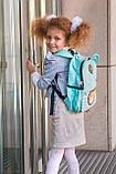Рюкзак детский дошкольный YES j100 32*24*14.5 голубой код: 555716, фото 6