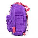 Рюкзак городской прогулочный YES ST-27 Mountain lavender 29*23*10 код: 555772, фото 2