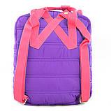 Рюкзак городской прогулочный YES ST-27 Mountain lavender 29*23*10 код: 555772, фото 3