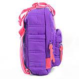 Рюкзак городской прогулочный YES ST-27 Mountain lavender 29*23*10 код: 555772, фото 4