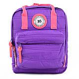 Рюкзак городской прогулочный YES ST-27 Mountain lavender 29*23*10 код: 555772, фото 5
