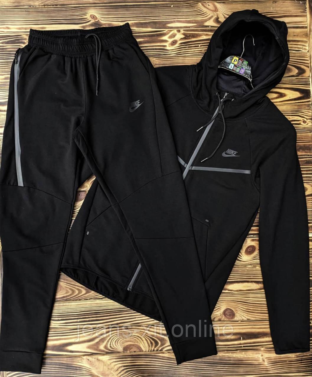 Костюм Чол. 2XL(р) чорний 008-20 Nike Туреччина Весна-C