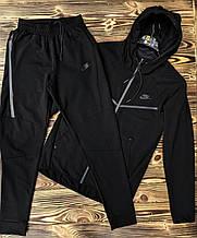 Костюм чоловічий S(р) чорний 008-20 Nike Туреччина Весна-C