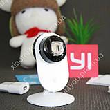 Камера видеонаблюдения IP-камера Xiaomi Yi Home Camera 1080p,видеоняня Глобальная версия, фото 2